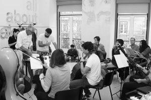 Jonathan Luxton - musical direction